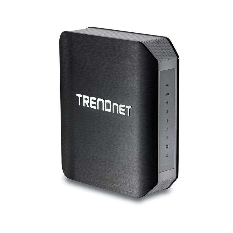 Wi-Fi роутер TRENDnet TEW-751DR